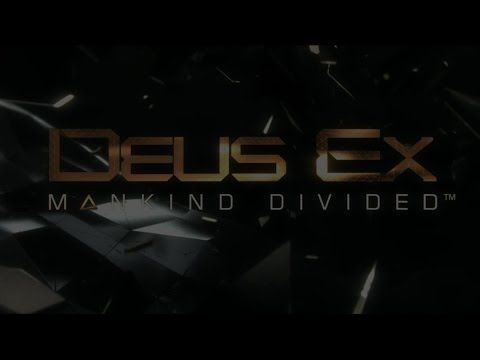 Deus Ex Mankind Divided Ep. 26: Dvali Theater and London