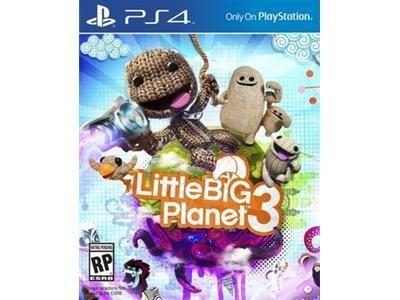 Little Big Planet 3 Spill til Playstation 4