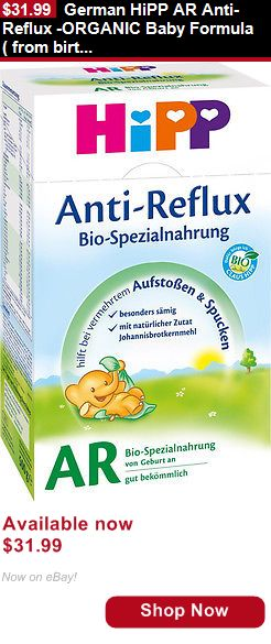 Baby Food: German Hipp Ar Anti-Reflux -Organic Baby Formula ( From Birth) BUY IT NOW ONLY: $31.99