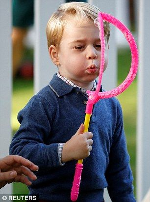 Prince George today                                                                                                                                                                                 More