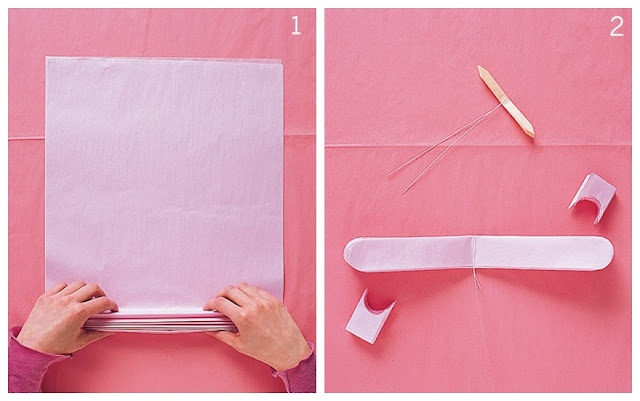 How To Make Pom-Poms For Your Wedding - Cheerleading Cheers - Zimbio