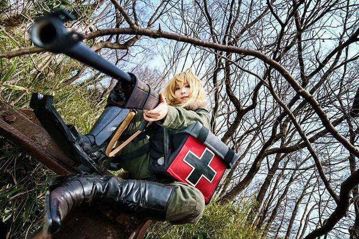 TanyaYoujo Senki merupakan sebuah karakter fiksi yang memiliki tubuh kecil dan imut, tetapi dibalik penampilan luarnya ia adalah seorang laki – laki dewasa yang meninggal di dunia sebelumnya. Anime ini langsung menarik banyak perhatian karena sang karakter cewek imut yang super badass, tentunya bukan badass Awkarin, tetapi badass yang memperlihatkan kekuatan perangnya sampai ia disebut...