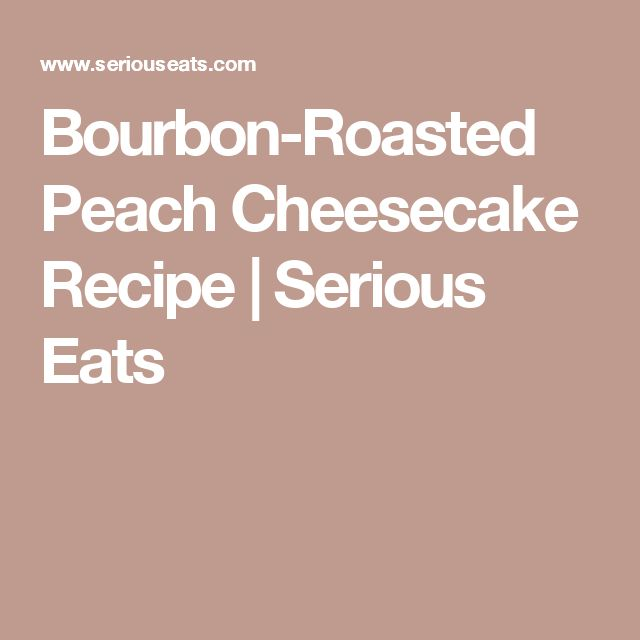 10 Best ideas about Peach Cheesecake on Pinterest ...