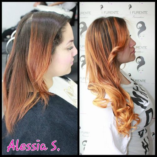 ESTENSIONE EFFETTO NATURALE#hair #hairstyle #instahair...