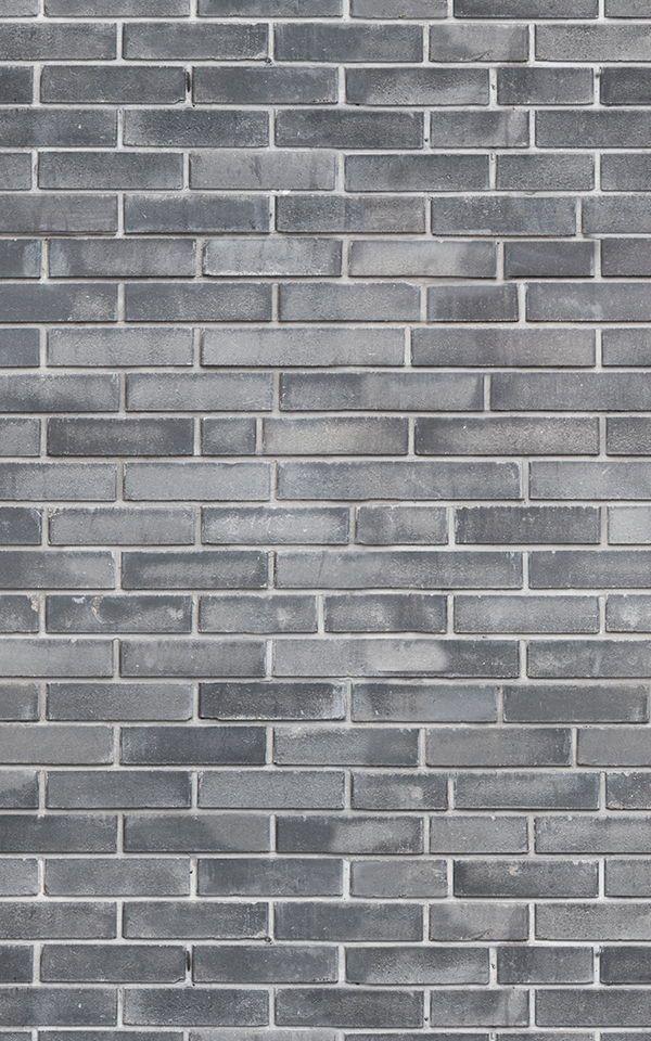 Grey Brick Wallpaper Mural W 2019 Architektura