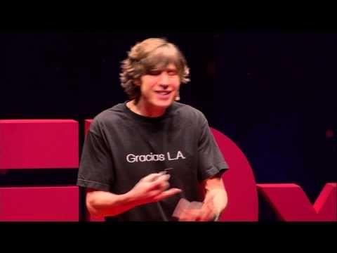 ▶ On getting up again: Rodney Mullen at TEDxOrangeCoast  #skateboarding