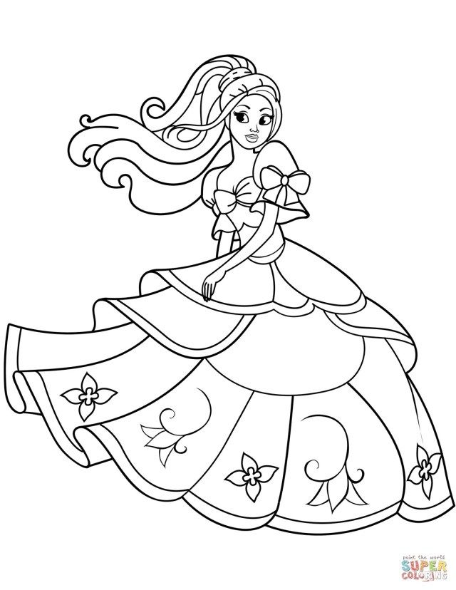 25 Pretty Photo Of Coloring Pages Princess Albanysinsanity Com Princess Coloring Pages Princess Coloring Disney Princess Coloring Pages