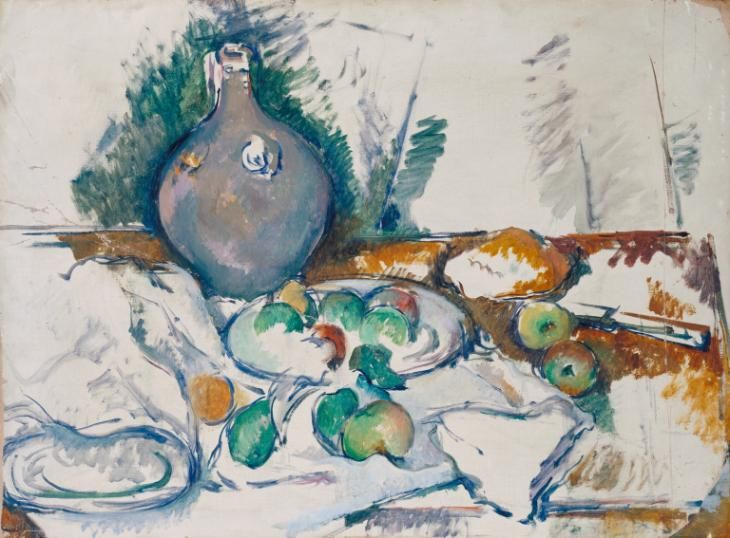 Tate glossary definition for still life: One of the principal genres (subject types) of Western art – essentially, the subject matter of a still life painting or sculpture is anything that does not move or is dead