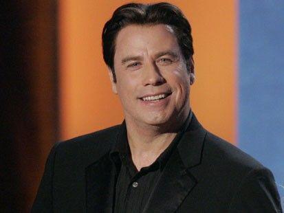 John Travolta ! Yummy !