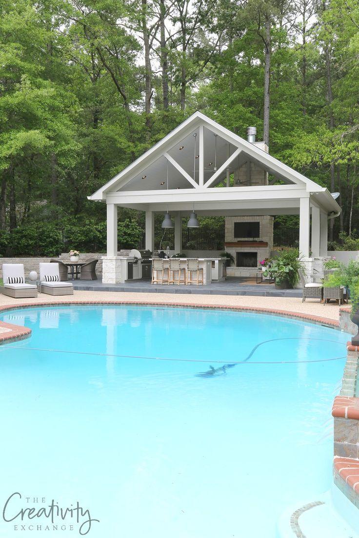 Freilandküche und Pool House Projekt   – Sheepdog Support Co.