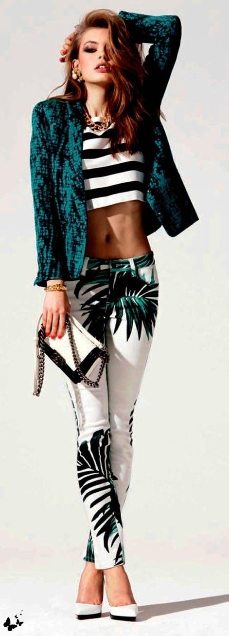 stylish print ♥✤ | Keep the Glamour | BeStayBeautiful