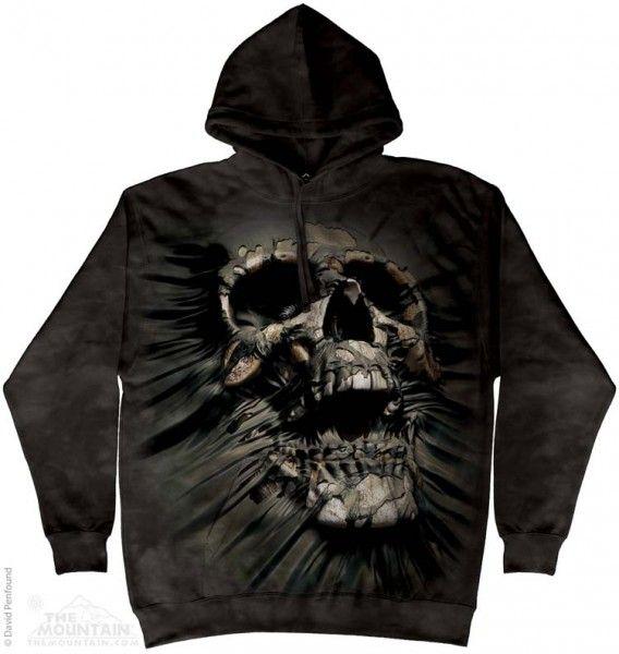 Breakthrough Skull- bluza 3D The Mountain- sklep geekcode.pl