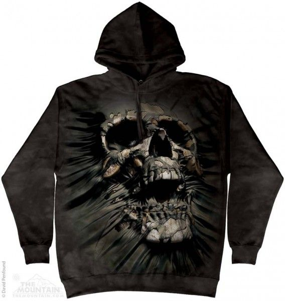 Breakthrough Skull- bluza 3D The Mountain- sklep geekcode.pl