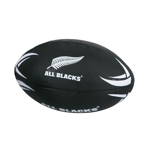 "All Blacks Rugby Foam Ball 3"" - Souvenirs  Accessories 