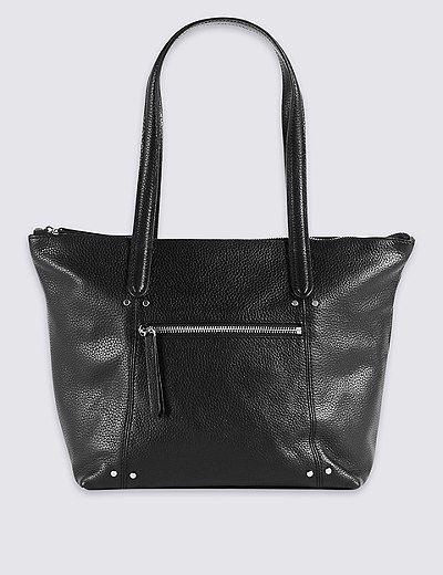 Leather Tote Bag | Marks & Spencer London