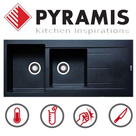 Chiuvetele de granit pentru bucatarii functionale si estetica deosebita | TimeZ.ro