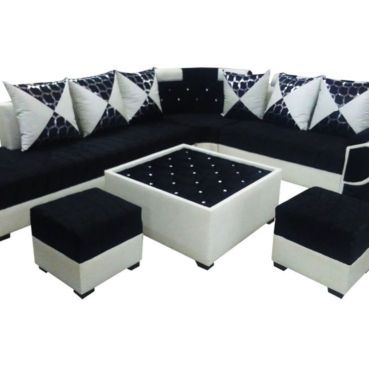 25 best ideas about l shaped sofa on pinterest l couch for Sofa center table designs