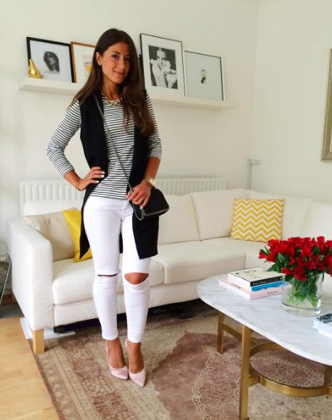 1000  images about Style. on Pinterest | Minimal chic White jeans