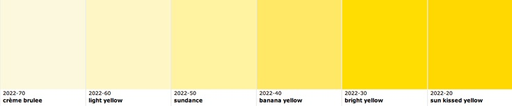 Another color scheme from Benjamin Moore's color picker app