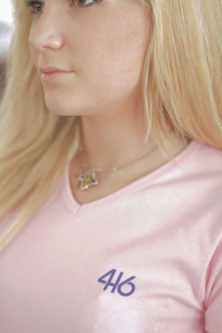 T-shirt adult 416 woman - Pink