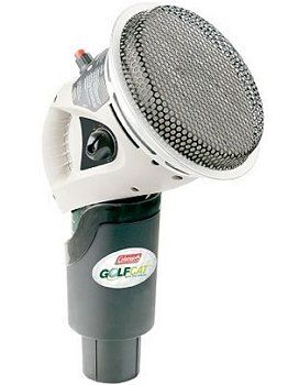 battery operated heater | Golf cart heater - GolfCat catalytic heater by Coleman for you golf ...