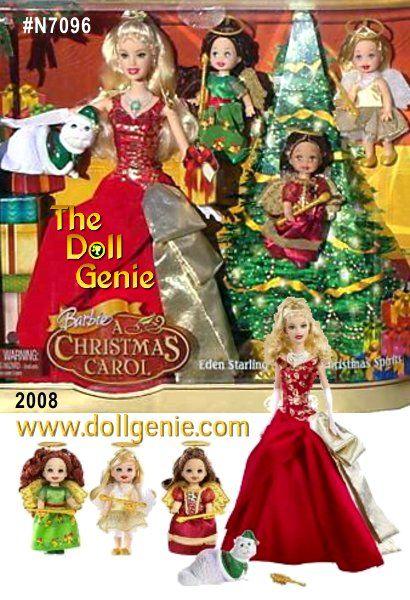 10 best barbie christmas carol images on Pinterest   Christmas ...