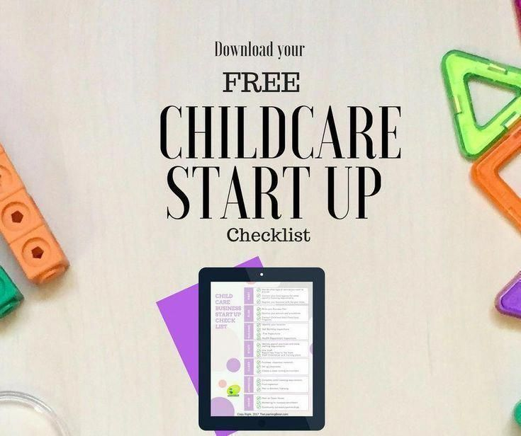how to open up a daycare business