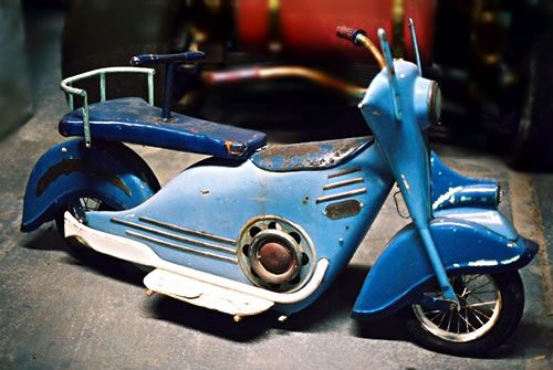 *PEDAL CAR???  I don't know what this would qualify for, but it is sharp!