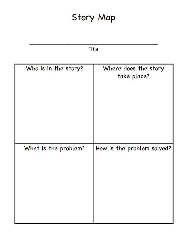 {Story Mapping Worksheet Sharebrowse – Story Map Worksheet