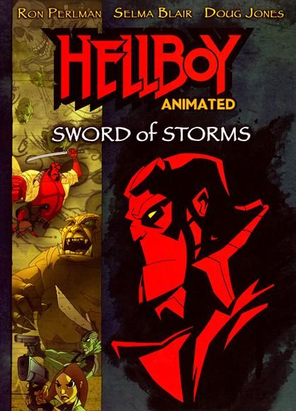 FULL MOVIE! Hellboy: Sword of Storms (2007) | Jerry's Hollywoodland Amusement And Trailer Park