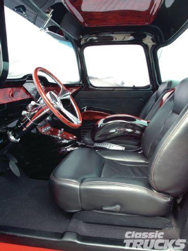1959 Chevy Apache Interior