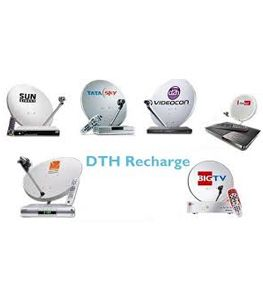 Get Rs. 100 cashback on DT recharge of Rs. 1000 or more