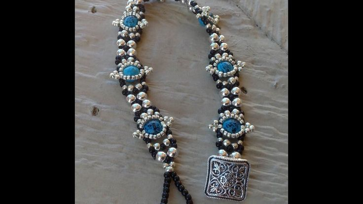 Southwestern Style Bracelet Tutorial