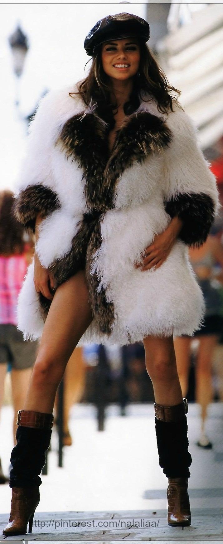 Adriana Lima - Elle US 2005 September 'Luxe Life'