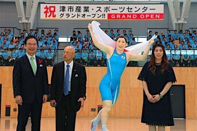 津市で1日、女子レスリングで五輪4大会連続メダリストの吉田沙保里(至学館大職)が命 - Yahoo!ニュース(時事通信)