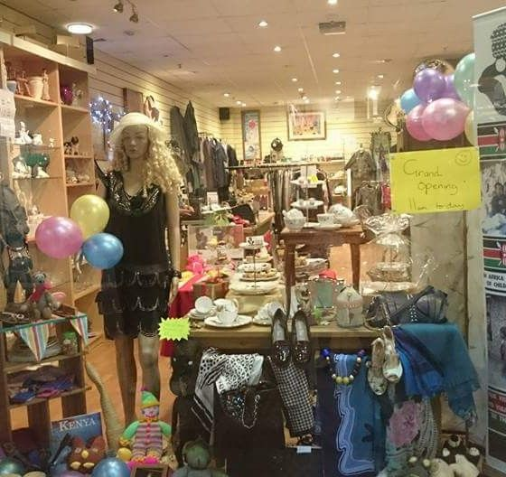 Mama Na Mtoto open new charity shop in Keighley. Empty Property Rates Relief Mitigation http://www.hammondassociates.org/