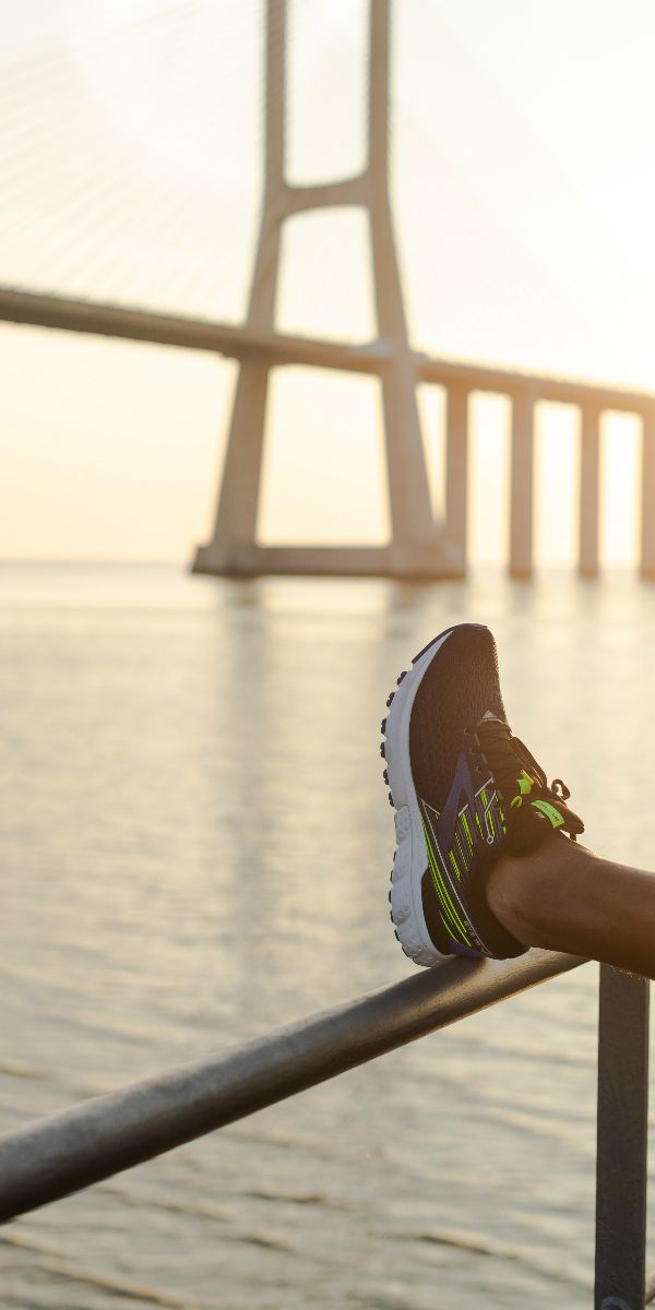 4f5bab99731 The new Brooks Adrenaline GTS 19 is ready to hit the roads. Get a better  look at Brooks  incredible shoe for runners who crave stability and support.