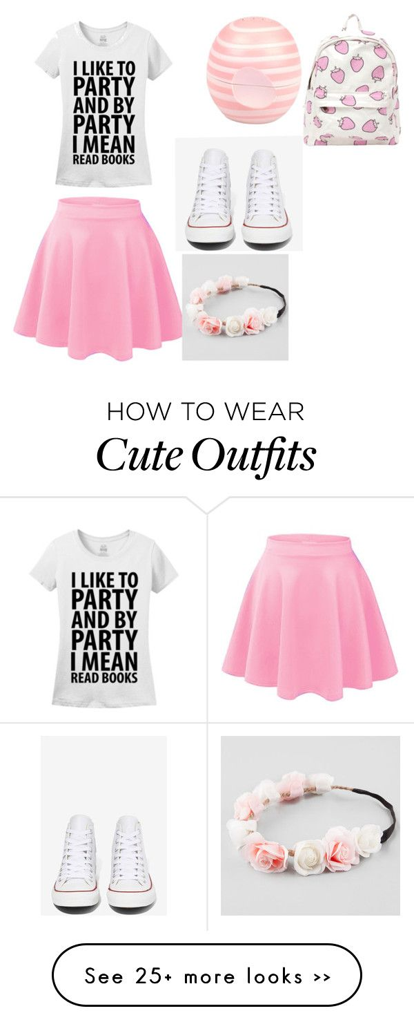 """dream back to school outfit"" by jjflosso on Polyvore"