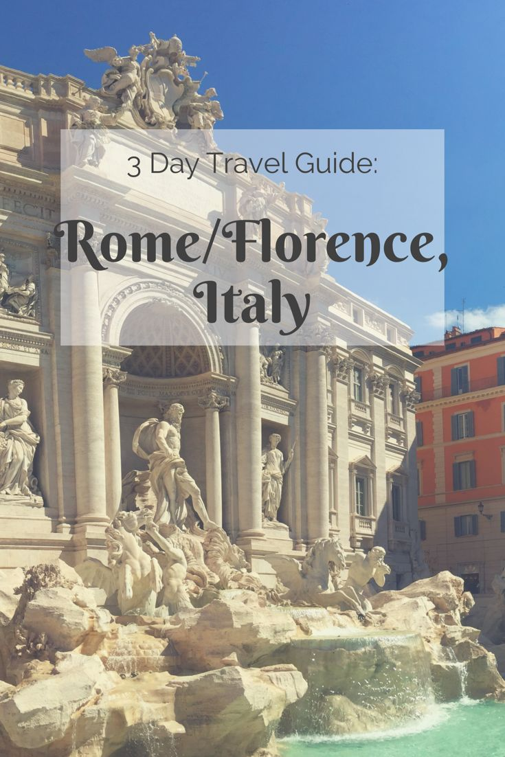 Taking a short trip to Rome? Check out how to make the most of your trip in a short amount of time!