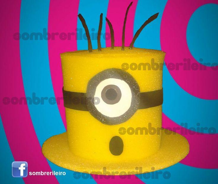 sombrero de hule espuma