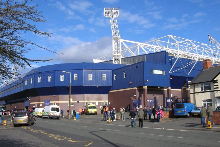 The Hawthorns, West Bromwich Albion  going there someday...