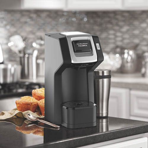 Hamiltion Beach Flexbrew Single Serve Coffee Maker Single Serve