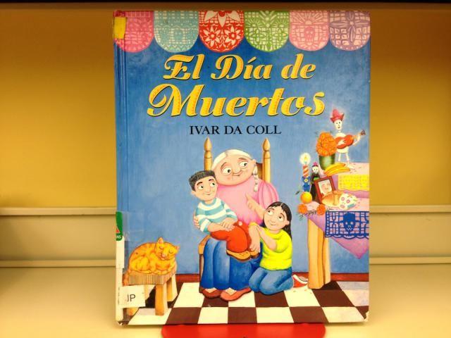 10 libros en español para leer en familia: El día de los muertos de Ivar da Coll