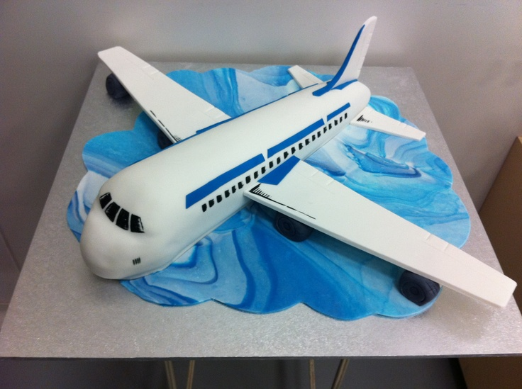 Going on a trip? Want the perfect cake for someone who is going away?