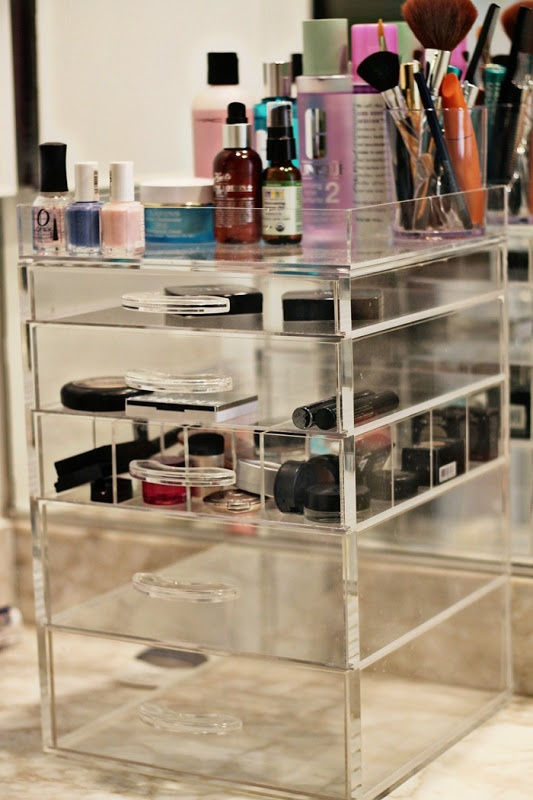Acrylic Makeup Organizer They Come In Handy