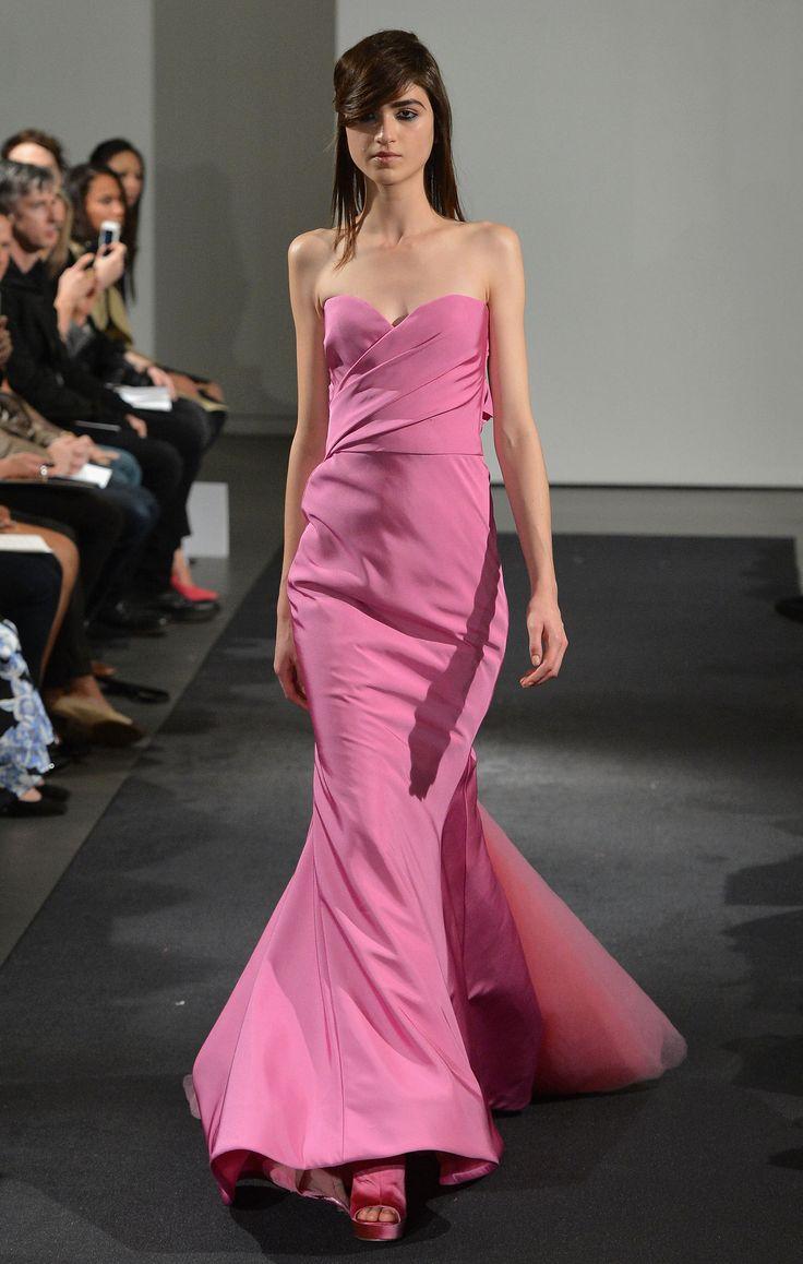 Lujoso Vestidos De Novia De Vera Wang Couture Modelo - Colección de ...