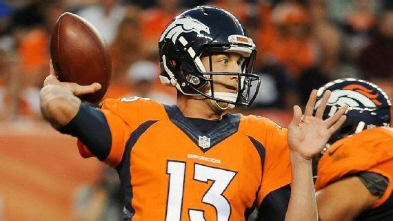 Pelatih Broncos Gary Kubiak tidak mengumumkan gelandang awal tim Sabtu malam, tetapi ia mengatakan ia sekarang memiliki informasi yang cukup untuk membuat keputusan. Broncos 'menang 17-9 pres…