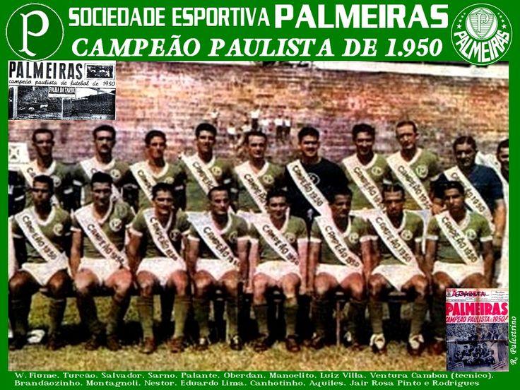 Image result for palmeiras 1950