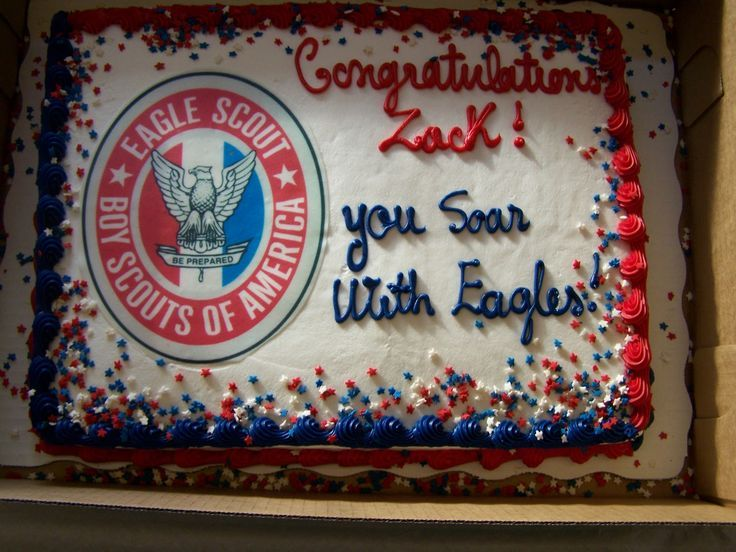 eagle scout court of honor ideas | centerpieces eagle scout ceremony | Eagle Court of Honor, January 7 ...