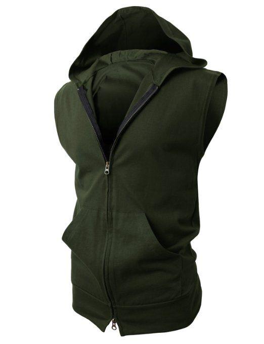 Green Arrow Cosplay  Hoodies Jackets  Clothing  Hoodie Zip Up  Green    Green Arrow Hoodie
